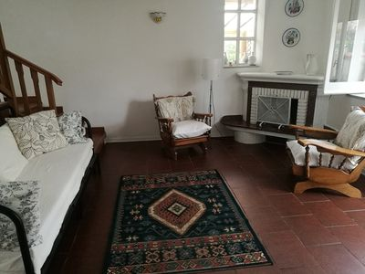 Photo for Villa of 200sqm with garden a few steps from the sea