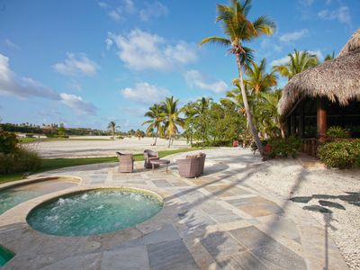Photo for 3/3, Golf & Beach Villa, Caleton, Cap Cana, DR.