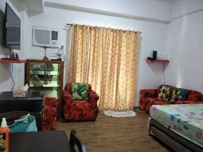 Photo for Zhamira's Condo near Airport & Malls, Clean & Comfy