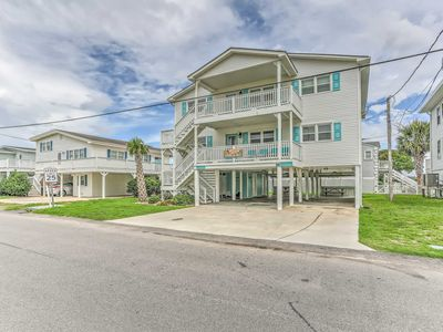 Photo for North Myrtle Beach Townhome, 1 Block to Beach