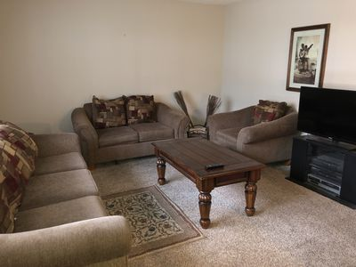 Photo for Cozy Private 2 Bedrooms 1.5 Bath - Close to Everything!