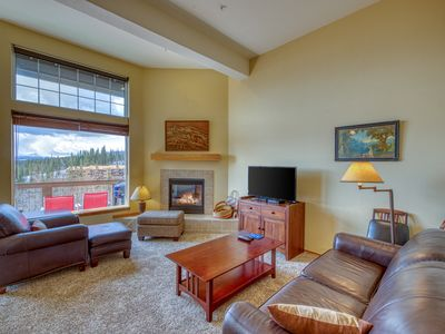 Photo for Dog-friendly home w/ trail access, gorgeous views & shared hot tubs!