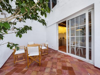 Photo for Family-friendly house in central location - Casa Sant Isidre