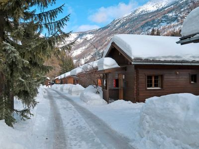 Photo for Vacation home Residenz Edelweiß  in Saas - Balen, Central Valais / Wallis - 6 persons, 2 bedrooms