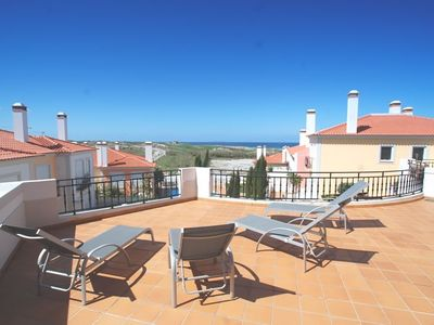 Photo for Stunning Luxury 2 Bed Apartment at Praia D'el Rey Golf & Beach Resort