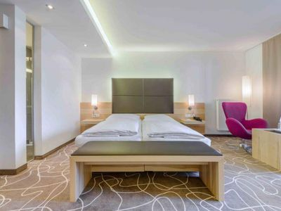 Photo for Double room for single use ÜF HOT RATE - Hotel Gut Brandlhof