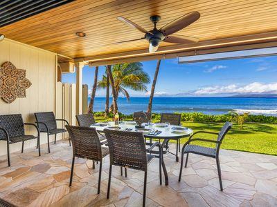 Photo for ON THE WATER - Luxury Ocean Front  Sleeps 10