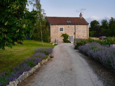 Photo for Luxury barn conversion set in glorious countryside