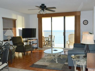 Photo for 801A Sunswept 1/1.5 Orange Beach*SPACIOUS GULF FRONT UNIT*