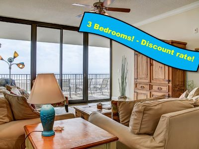 "Photo for ""Holiday Isle 317"" on the Gulf of Mexico 