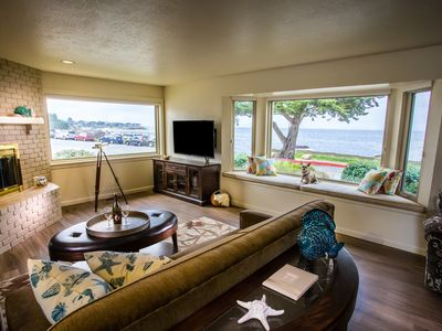 Photo for House on Ocean View Blvd sits on Pacific Grove Coastal Trail