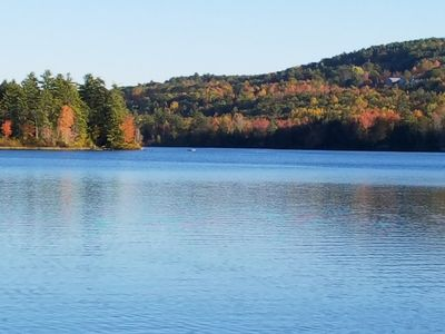 Photo for 2BR Cottage Vacation Rental in Parsonsfield, Maine
