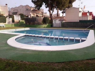 Photo for APPART CLIMATISE - URBANIZACION LAGO GARDEN II - LOS BALCONES- 4 PEOPLE