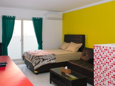 Photo for 1BR Apartment Vacation Rental in denpasar, Bali