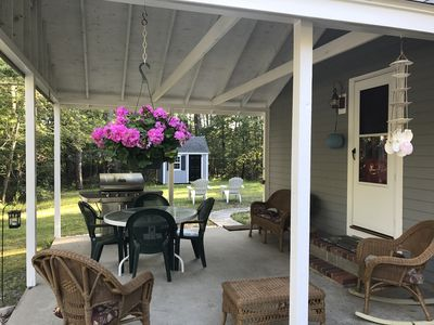 Photo for Oceanside House-family friendly, Aug 16-23 available, close to ocean and ponds