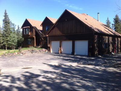 Photo for Your Alaskan Home away from Home. 1.2 miles off the Parks Hwy