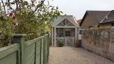 Photo for Button Cottage - Beadnell - A Luxury Bijoux Hideaway by the Seaside