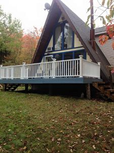 Photo for Walk to Hunter MTN  A-Frame Sleeps 6