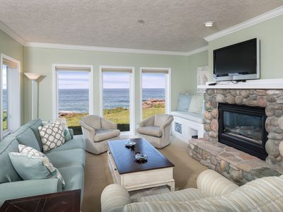 Photo for Only $155/Night** - Beautiful Newly Updated Unit with Great Oceanfront Views