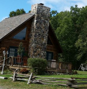 Photo for 2BR Cabin Vacation Rental in Lerona, West Virginia