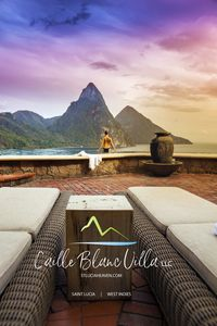 Photo for Official Listing: Caille Blanc Villas - The Ultimate in St. Lucia Luxury