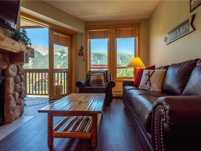 Photo for Taylor's Crossing 302: 1 BR / 1 BA 1 bedroom in Copper Mountain, Sleeps 4