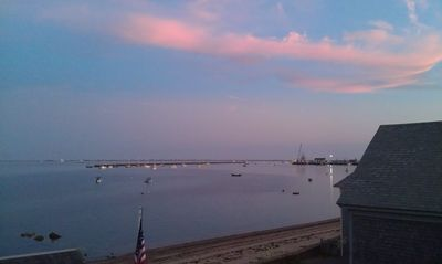 Photo for The Gull's Nest -  Waterfront studio condo in Provincetown with private deck