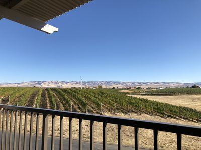 Photo for Tum-A-Lum Ridge Guesthouse. In Walla Walla's renowned South Acre Vineyards.