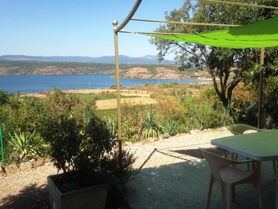 Photo for Cottage *** Mas of LAC Salagou