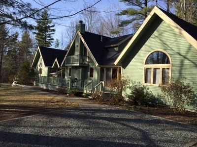 Photo for Moultonborough 4BR, 2400SF, Suissevale, 1/2 ml to Beach, 3 ml Castle in Clouds