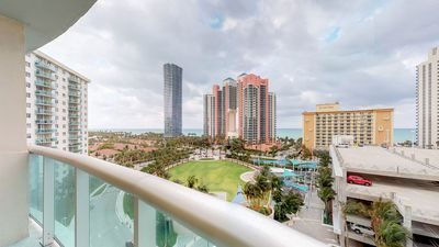 Photo for Ocean View 1BR Condo in Sunny Isles #91A