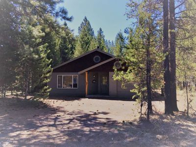 Photo for Newly Listed! Solitude & Privacy for Family Vacation! 5 min from Sunriver, Bikes & Ping Pong - Wifi