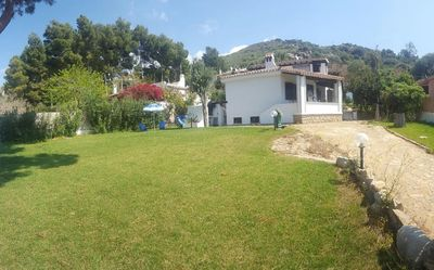 Photo for Exclusive villa with pool at 70 meters from a sandy beach !