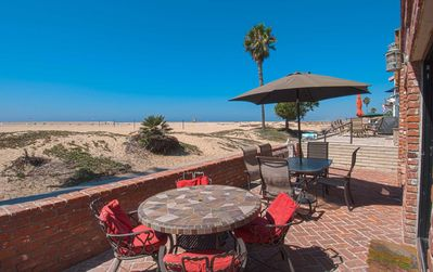 Photo for Spacious lower oceanfront located within walking distance of the Balboa Pier fun