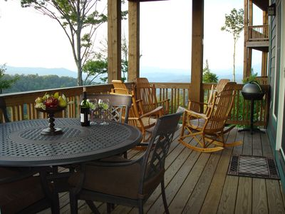 Photo for Seasonal Rates - From $121/Night, $739/Wk - Echota on the Ridge