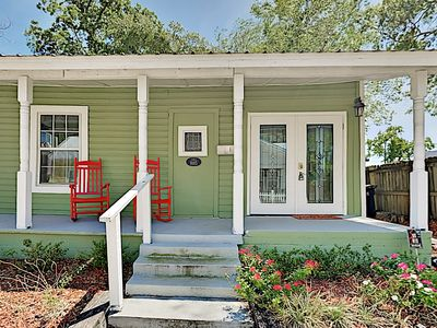 Photo for Charming Victorian w/ 2 Units, Modern Updates & Deck - Walk Downtown!