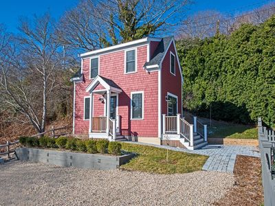 Photo for Freestanding Quintessential Cape Cod Cottage