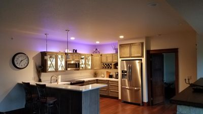 Beautiful Sunsets in Condominium Located in the Heart Of Detroit Lakes.