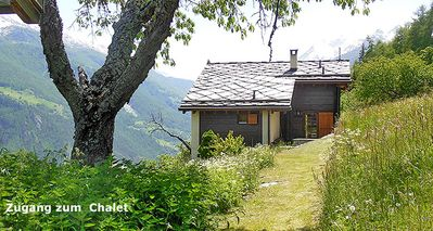 Photo for Holiday home for 6 guests with 100m² in Zeneggen (69190)