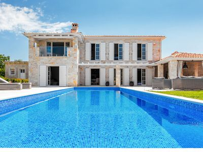 Photo for Lovely Villa Arabela, in Istria, with a Pool