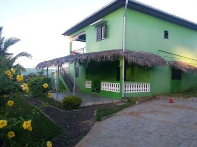 Photo for Sea View Apartment + 4 Private Bungalows