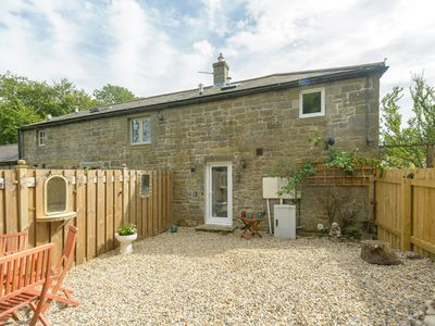 Photo for ROSE COTTAGE, pet friendly, with open fire in Edlingham, Ref 961115