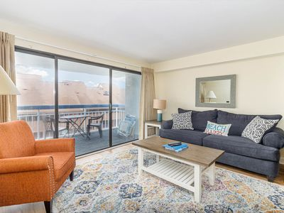 Photo for Oceanview Condo in Cabana Section of Myrtle Beach