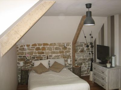 Photo for 2BR Apartment Vacation Rental in Dinan, Bretagne