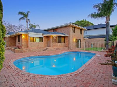 Photo for Applecross home with pool near River and Village
