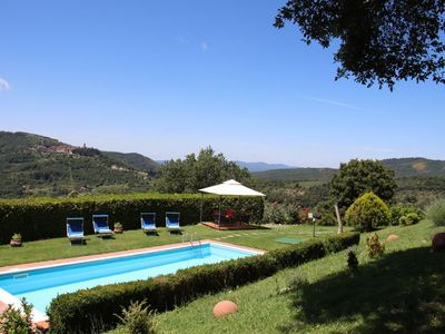 Photo for Four bedroom villa in South Tuscany Villa Crispi is an old Tuscan farmhouse fully restored, surrounded