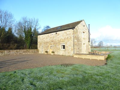 Photo for COW HILL LAITH BARN, family friendly in Bolton-By-Bowland, Ref 970084