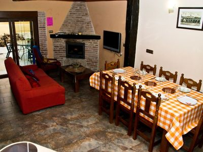 Photo for Rural apartment El Caneco Tourist Housing for 8 people