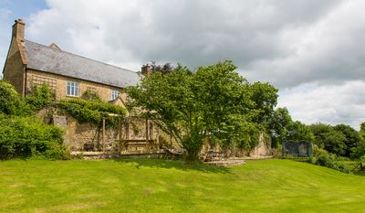 Photo for A delightful family farmhouse set in 17 acres of beautiful Dorset countryside.
