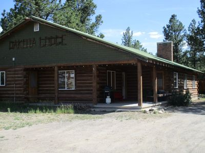 Photo for This is a great Lodge with 4 Bedrooms/3 Bathrooms and plenty of room to gather.